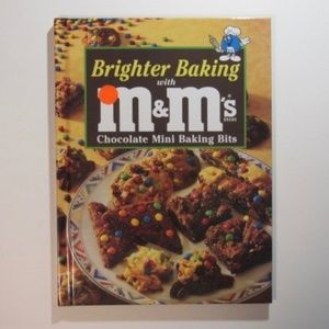 """Other - """"Baking with M&M's"""" Cookbook"""